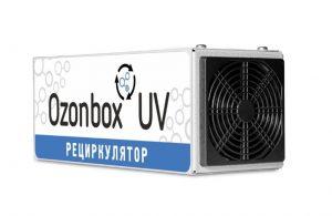 Рециркулятор Ozonboz UVL Compact