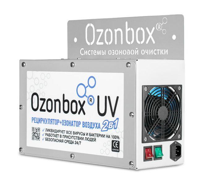 ozonator reczirkulyator 2v1 ozonbox uv r1000